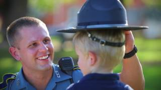 EARN THE BADGE - Become an Arkansas State Trooper