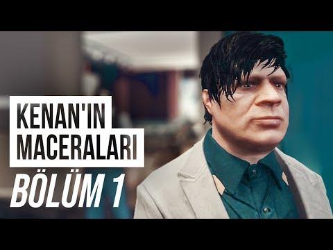 DONDURMACI KENAN! | KENAN'IN MACERALARI #1 - GTA V RP
