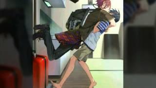 Rin x Haru - I kissed a boy