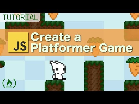 Create a Platformer Game with JavaScript – Full Tutorial