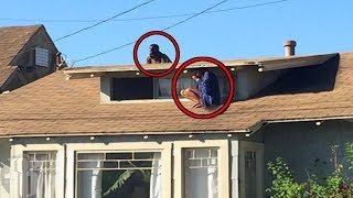 10 Scariest Videos Caught In People's Homes