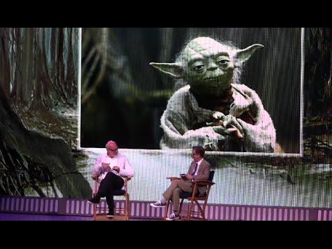 Yoda himself, Frank Oz, ends Star Wars Weekend at Disney World with