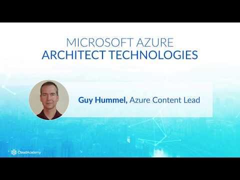 Prepare for the AZ-300 Exam: Technologies for Microsoft Azure ...