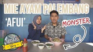 SEDAP SKOY - Mie Monster! Khas Mie Ayam Palembang 'Afui', Yogyakarta