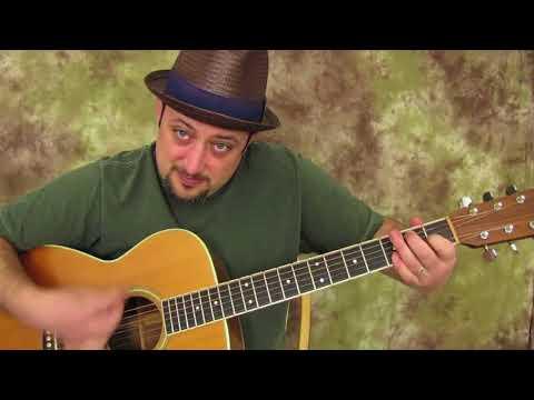 3 acoustic blues chords (E7, A7 B7)