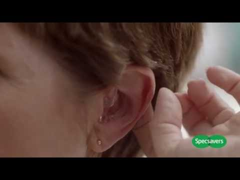 How To Clean Behind The Ear Hearing Aids | Specsavers