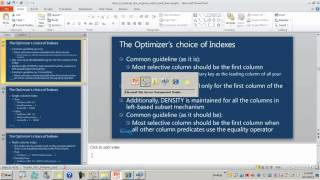 Back to Indexes – The Original Culprit