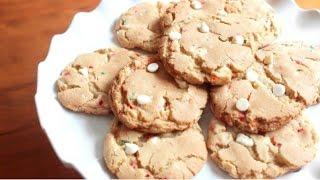 Birthday Cake Cookies | SweetTreats
