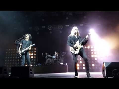 "Alice in Chains ""Never Fade"" live @ Forum Karlin  Prague Czech Republic 2019"