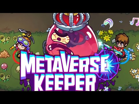Клевый рогалик — Metaverse Keeper
