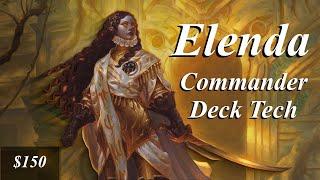 Elenda, the Dusk Rose | Anthem Tribal | $150 Budget Deck Tech