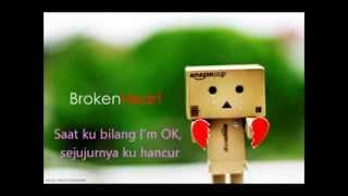 Eka Gustiwana feat Nadya Rafika - I'm OK (Lirik)