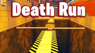 Hilarious New Death Run - Scrap Mechanic | JeromeACE
