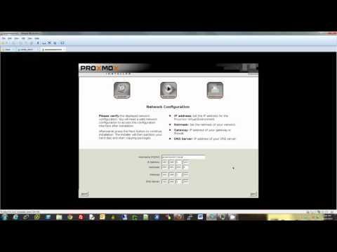 Dedicated Managed server hosting VMware part1