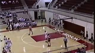 1994-95 Stilwell Indians vs Holdenville Wolverines - Regional Playoffs - Boys Basketball