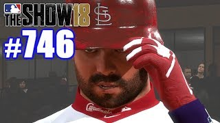 I FINALLY GOT THIS MLB RECORD! | MLB The Show 18 | Road to the Show #746