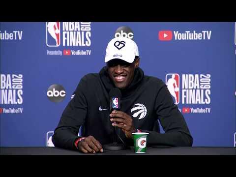 Toronto Raptors Friday Media Availability   NBA Finals