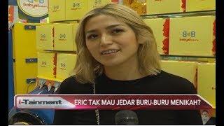Tak Kunjung Menikah Dengan Ricard Khiel, Ini Penjelasan Jessica Iskandar - I-Tainment 07/09