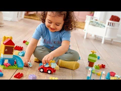 LEGO® DUPLO® Classic 10914 Deluxe Кутия с тухлички