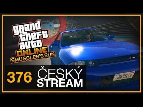 NOVÝ UPDATE NA GTA! UTRÁCENÍ ZA 25,000,000$ - Český Stream #376 /GTA V Online