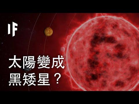 太陽如果改變了?