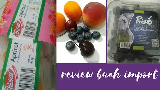 Review Buah Import