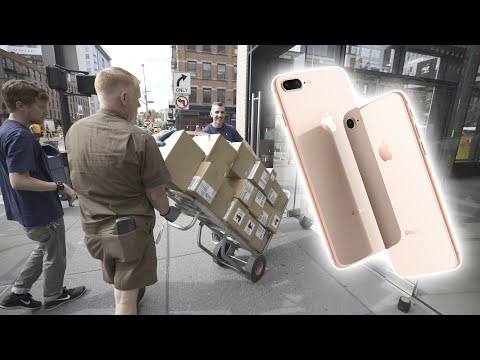 This Is How Apple Prepares For iPhone Day