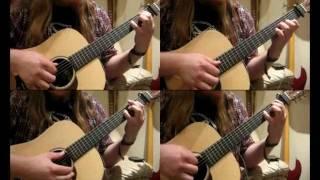Générique de GoT version guitare acoustique