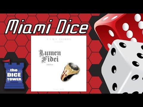Miami Dice - T.I.M.E Stories: Lumen Fidei *NON-SPOILER*