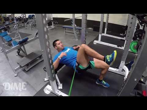 How To: Single Leg Band Hip Thrust