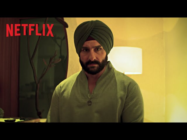 Sacred Games 2 Release Date, Cast, Directors, Trailer, Story