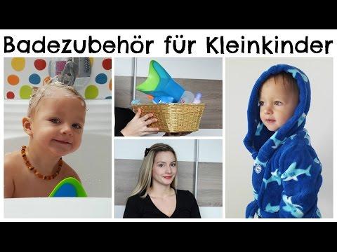 Kleinkind Baden I Unser Zubehör & Tipps I MamaBirdie