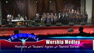 Worship Medley By Heartfelt Worship Team