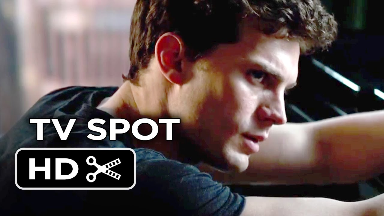 Fifty Shades of Grey TV SPOT – Who is Christian Grey? (2015) – Jamie Dornan Romance Movie HD