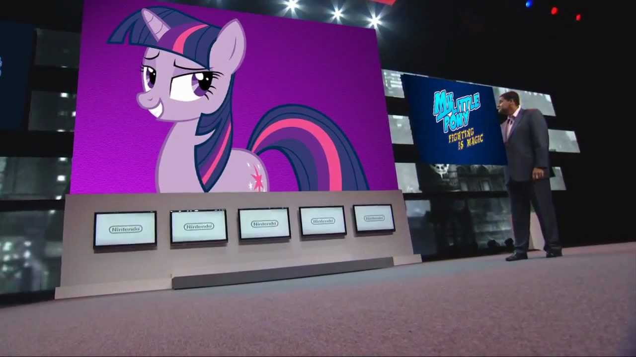 My Little Pony E3 Would Have Been A Fine E3 Indeed