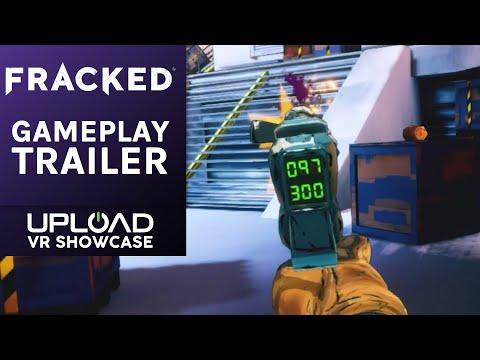 Ski Storm Gameplay Trailer de Fracked