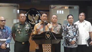 Tersebar Isu Kabar TNI Serang KKB Papua Dengan Bom, Wiranto: Nggak Ada
