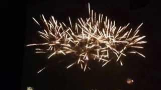preview picture of video 'Fuochi d'artificio a San Giuseppe Vesuviano'