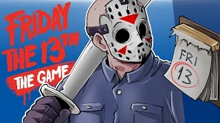 Friday The 13th Beta - Funny Moments & Two Matches! (Today's Date!)