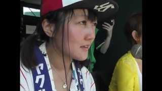 スワらしい時間2015.6「戸田球場体験イベント」
