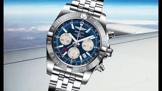 Review: Breitling Chronomat 44 GMT