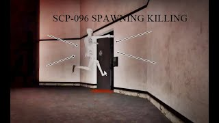 roblox scp site 19 scp 096 - TH-Clip