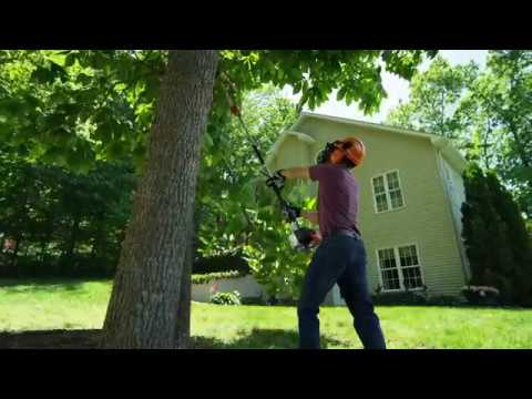 Stihl KM 91 R in Ruckersville, Virginia - Video 5