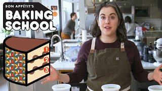 Claire Teaches You Cake Assembly (Lesson 4) | Baking School | Bon Appétit