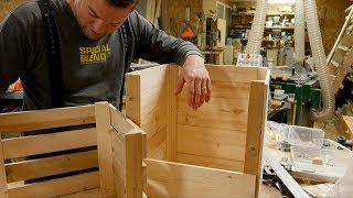 Wrong Nesting Boxes = Dirty Eggs - Here Is How To Build Them Right