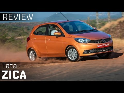 TATA ZICA :: Video Review :: ZigWheels India