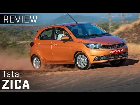 TATA ZICA :: Video Review :: ZigWheels India