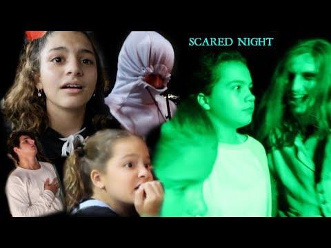 NIGHT OF JUMP SCARED 😟👻😱#351 (видео)