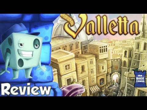 Valletta Review - with Tom Vasel