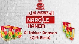 Al Fahker Anason (Çift Elma) , Nargile Yapımı
